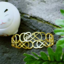 Gold Infinity Jewellery