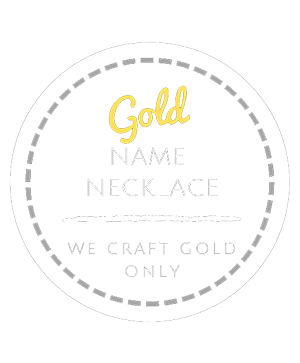 Gold Name Necklace ™