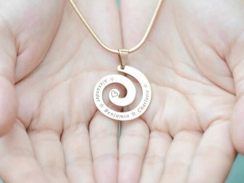 Swirl Jewellery