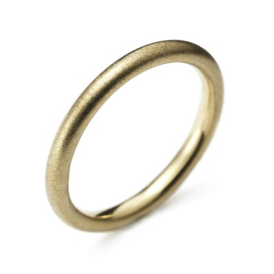 Yellow Gold Halo Ring