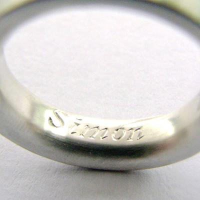 Medium 18CT Solid Gold Ring
