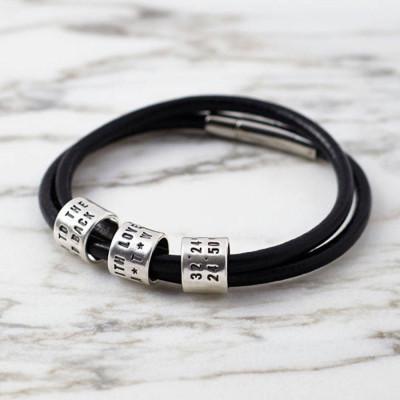 Solid Gold Storyteller Bracelet Or Necklace
