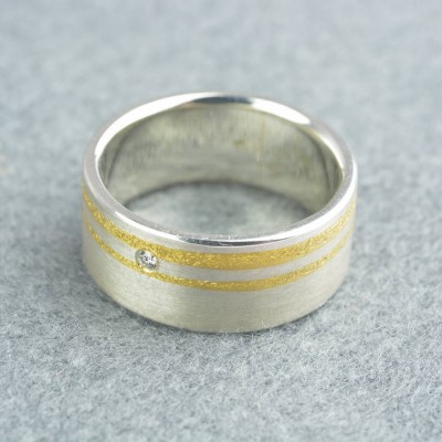 And Finegold Diamond Ring