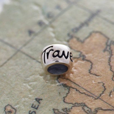 Travel Safe Solid Gold Mojo Charm